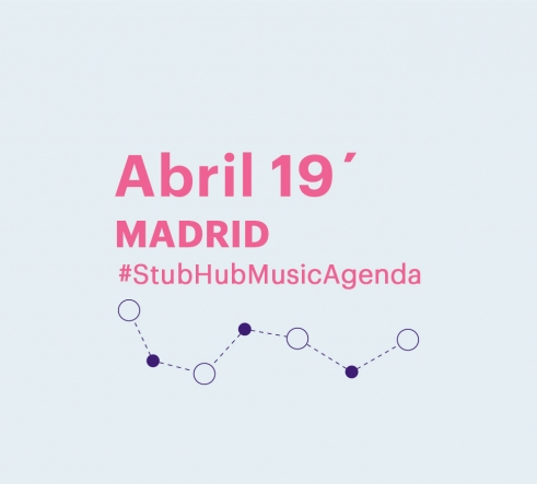 Agenda Madrid Abril